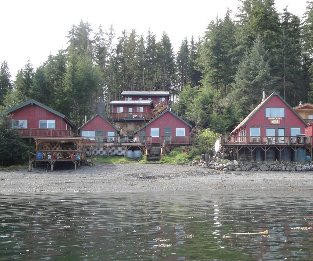 Fishing and Hunting Lodge in Alaska