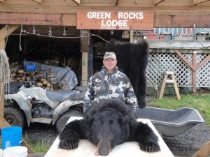 Guided Bear Hunts in Alaska