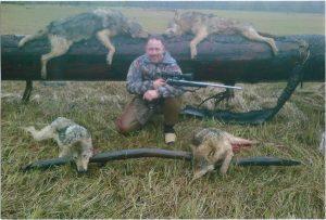 Wolf Hunting in Alaska