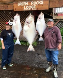 Petersburg Fishing Report – 2017 Green Rocks Lodge