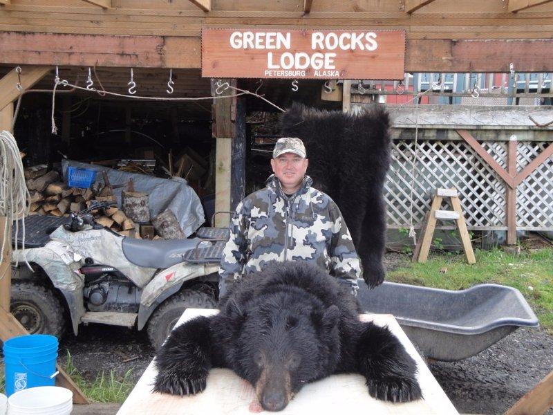 Self-Guided Black Bear Hunting in Alaska